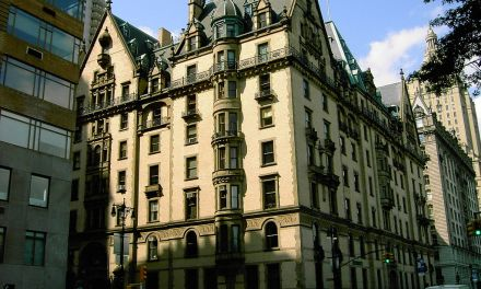 John Lennon's Home At The Dakota, New York, New York