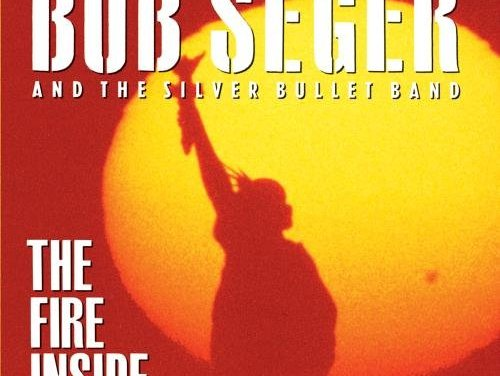 The Fire Inside by Bob Seger Album Cover Location