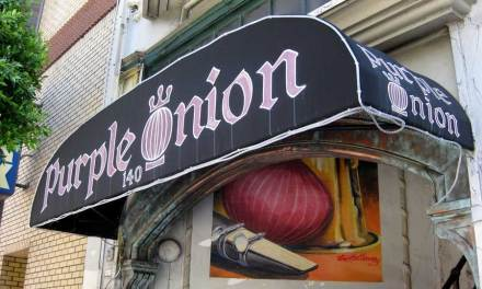 The Purple Onion