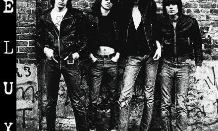 """""""The Ramones"""" By The Ramones Album Cover Location"""