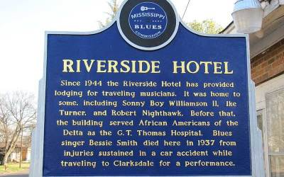 The Riverside Hotel – Where  Bessie Smith Died