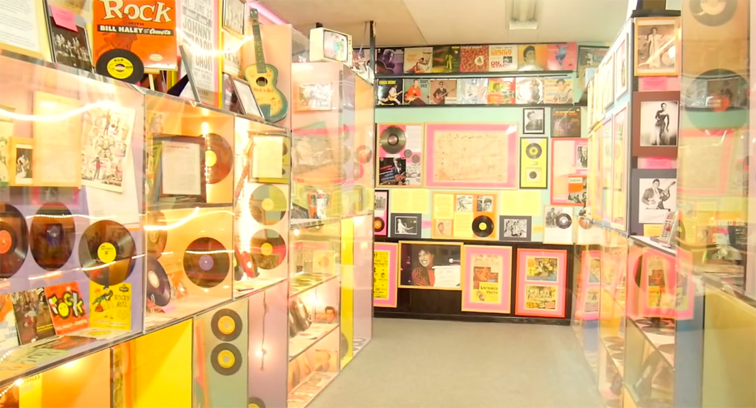 The Rock and Blues Museum