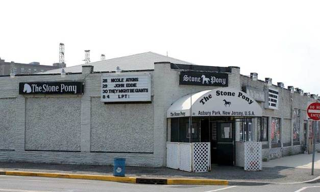 The Stone Pony – Bruce Springsteen Performs Regularly Here