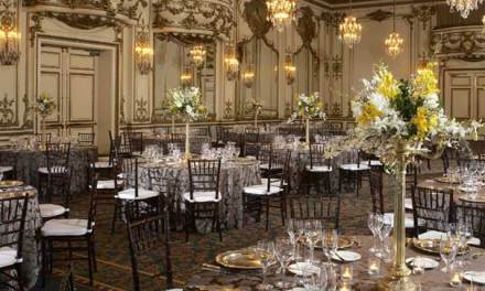 The Venetian Room At The Fairmont Hotel