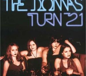 Turn 21 By The Donnas Album Cover Location