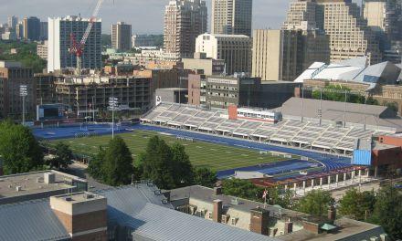 Varsity Stadium In Toronto Ontario Held The Rock 'N Roll Revival Concert