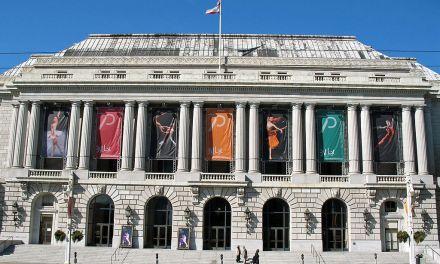 War Memorial Opera House