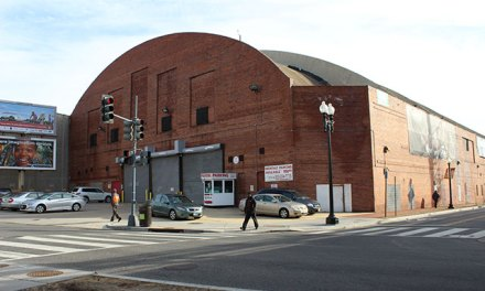 Washington Coliseum –  Site Of The First Concert By The Beatles In The U.S.