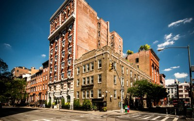 Washington Square Hotel – Home Base For Traveling Musicians Visiting New York