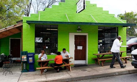 Weaver D's Delicious Fine Food – R.E.M. Album Automatic For The People Named For This Place