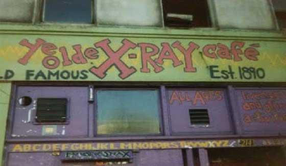 X-Ray Cafe
