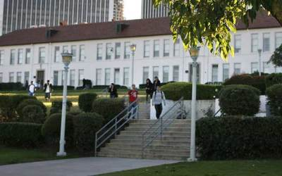 Beverly Hills High School