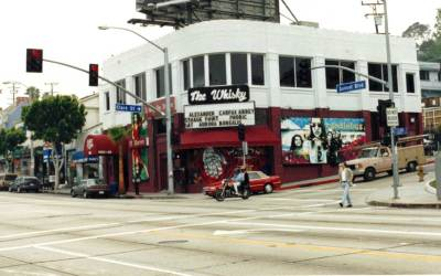 The Whisky A Go Go, The Byrds And The Doors Played Here Early In Their Careers