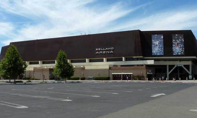 Selland Arena In Fresno CA Hosted Elvis, Deep Purple, Grateful Dead, Country Joe
