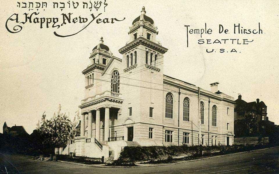 Temple De Hirsch
