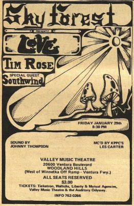valley music theater poster