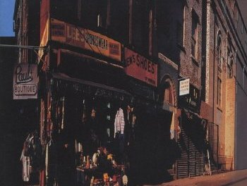 Paul's Boutique by the Beastie Boys Album Cover Location