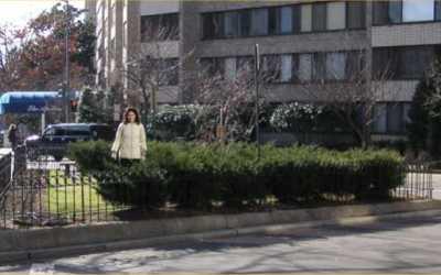 Sonny Bono Memorial Park In Washington, D.C.