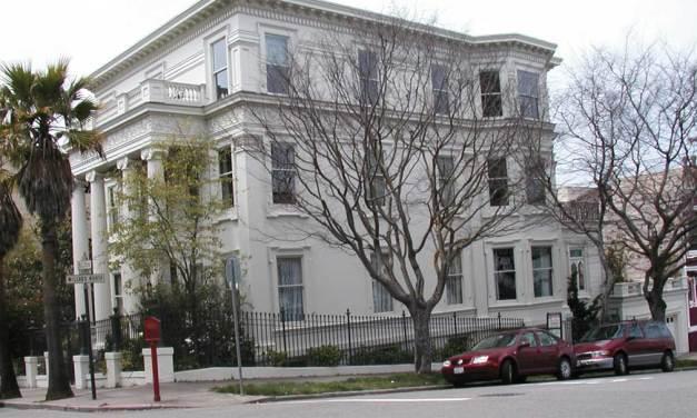 Jefferson Airplane Home On Fulton Street In San Francisco, CA