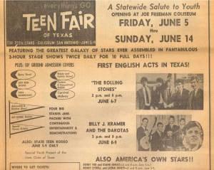 Teen Fair Of Texas Poster