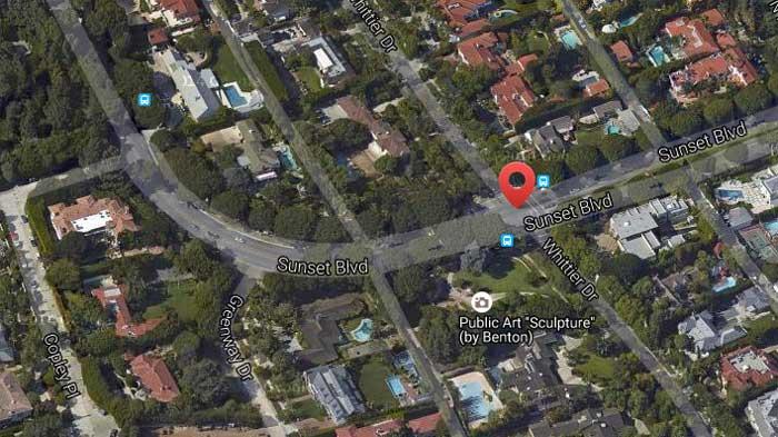 Dead Man's Curve - Jan Berry Had A Near-Fatal Car Accident Here