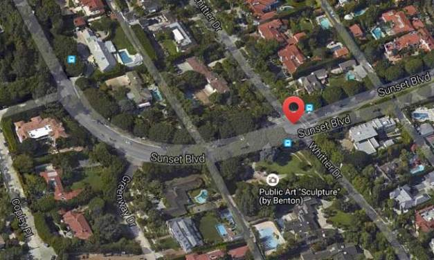Dead Man's Curve – Jan Berry Had A Near-Fatal Car Accident Here