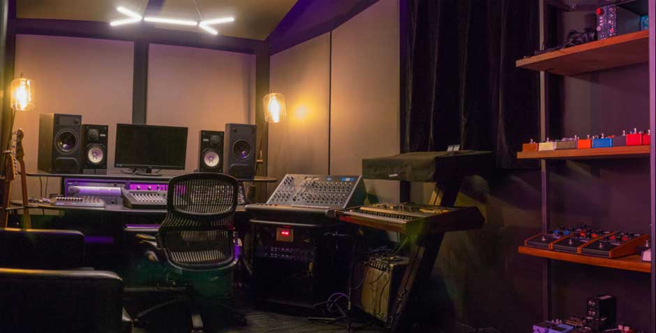 music recording studios in orange county