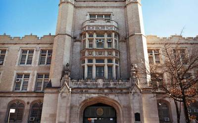 Erasmus Hall High School – Clive Davis, Neil Diamond And Marky Ramone