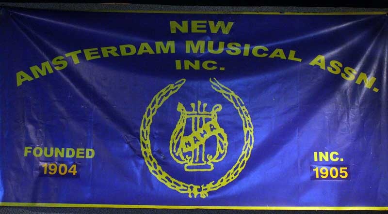 New Amsterdam Musical Association