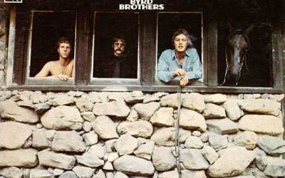 The Byrds – The Notorious Byrd Brothers Album Cover Location
