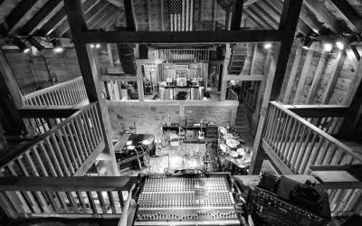 "Levon Helm Studios – Home Of ""The Midnight Ramble Sessions"""