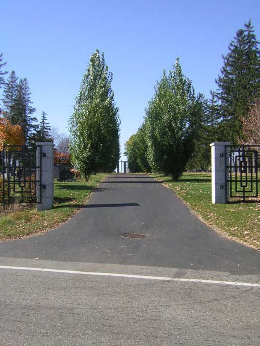 Saint John the Baptist Parish Cemetery