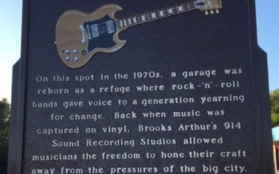 """914 Sound Recording Studios – Part Of """"Born to Run"""" Recorded Here In 1974"""