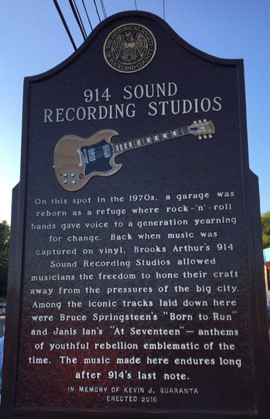 914 Sound Recording Studio