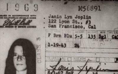 Janis Joplin's Apartment In San Francisco