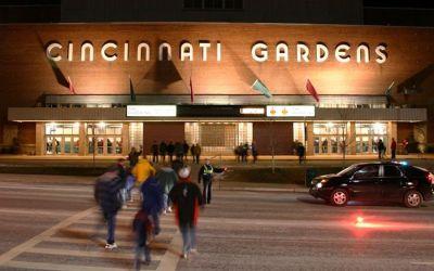 Cincinnati Gardens- Performances By The Beatles, Rolling Stones, Elvis Presley And More
