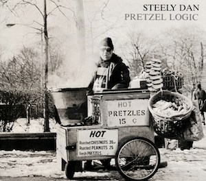 """Pretzel Logic"" By Steely Dan Album Cover Location"