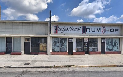 Professional Drum Shop – One Of The Oldest Drum Shops In The World
