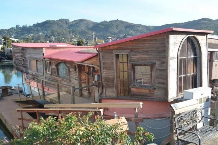 Shel Silverstein's Houseboat