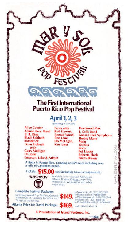 Mar Y Sol Poster