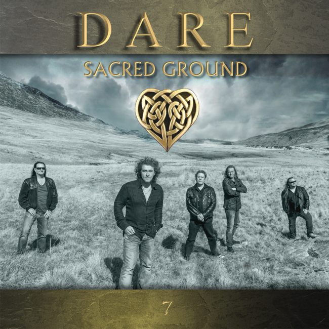 DARE – Sacred Ground (2016)