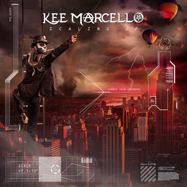 KEE MARCELLO – Scaling Up (2016)