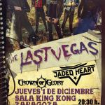LAST VEGAS / JADED HEART / CROWN OF GLORY