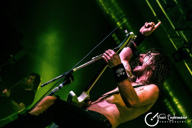 AIRBOURNE – Crónica
