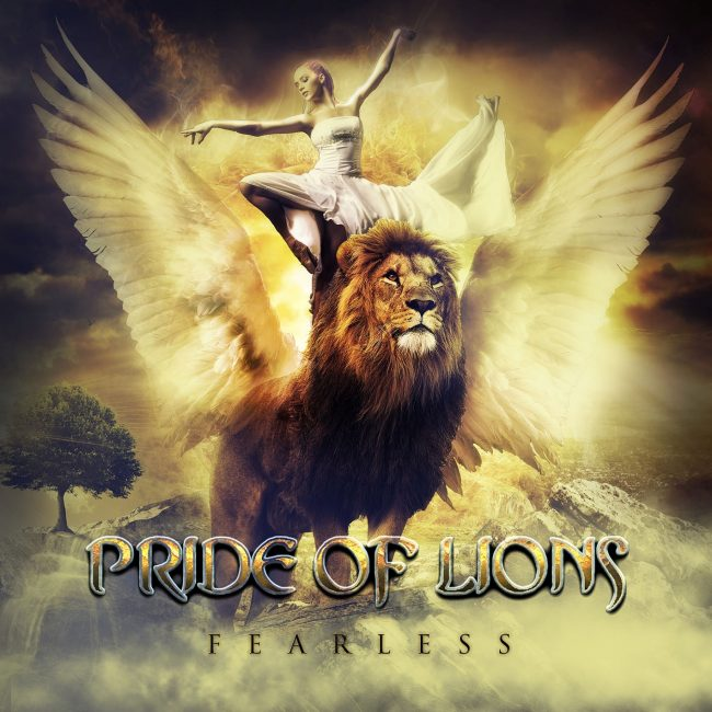 PRIDE OF LIONS – Fearless (2017)