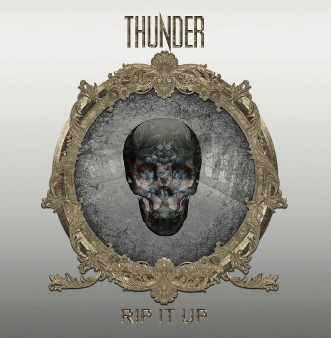 THUNDER – Rip it up (2017)