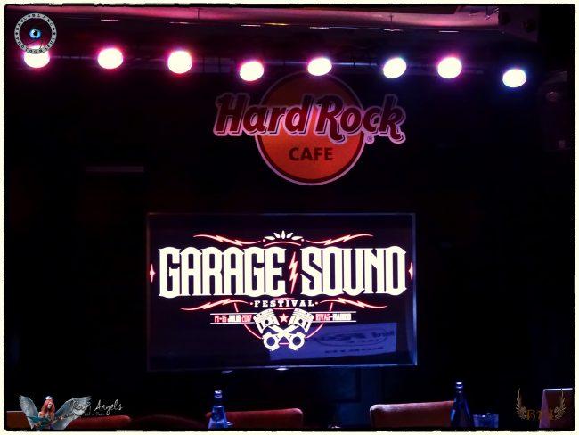 GARAGE SOUND FESTIVAL - Presentación oficial (audio incluido)