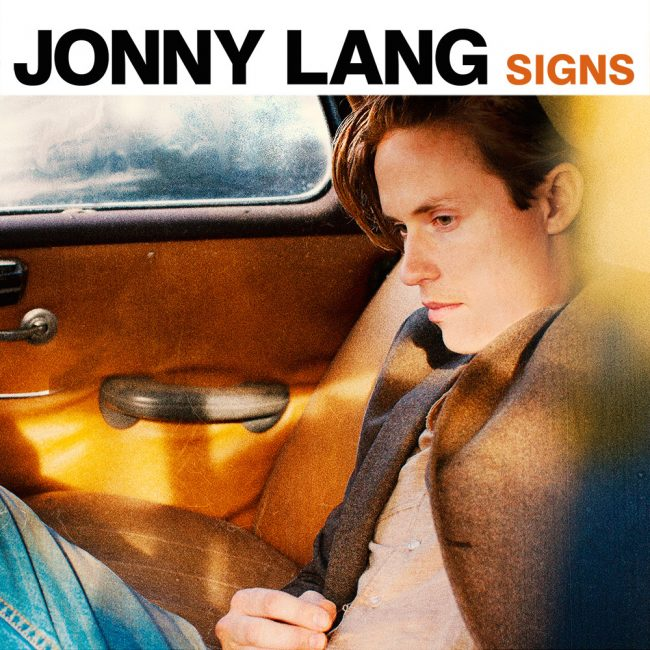JONNY LANG - Nuevo disco