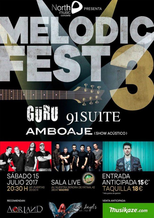 MELODIC FEST 3 CANCELADO