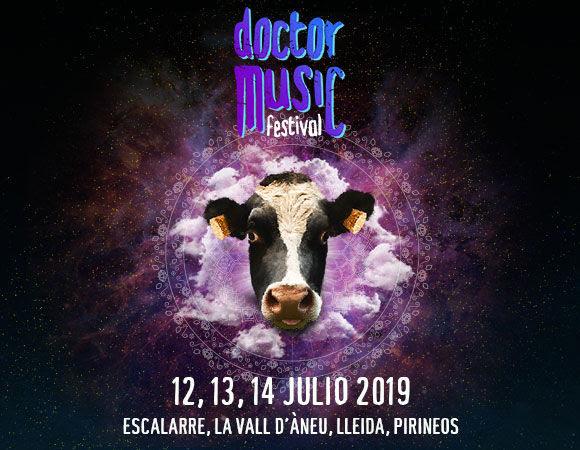 DOCTOR MUSIC FESTIVAL 2019 - Entradas a la venta